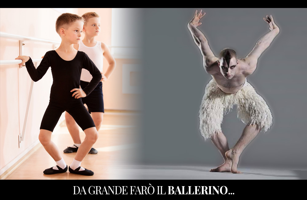 Bambini guardano billy elliot