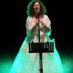 Sarah Jane Morris esibizione cologno monzese